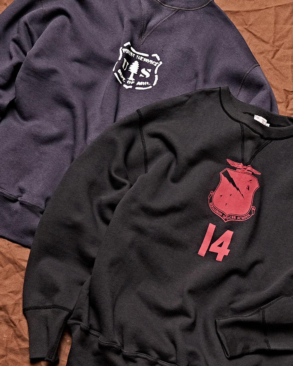 [WAREHOUSE] USA 1930S VINTAGE SWEAT SHIRTS